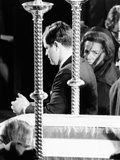 Robert Kennedy's Funeral Photographic Print