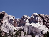 Mount Rushmore, South Dakota, ca 2000 Photo