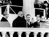 Inauguration of Richard Nixon Photo
