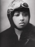 Bessie Coleman (1892-1926), Was an Early African American Pilot Photographic Print