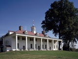 Mount Vernon, George Washington's Virginia Estate, ca 2000 Photographic Print