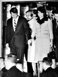 President John Kennedy's Body Arrives in Washington Photo