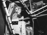 Jerrie Cobb in Astronaut Training Photographic Print