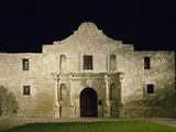 The Alamo, San Antonio, Texas Photographic Print
