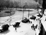 The 1956 Hungarian Uprising Photo