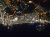 City Lights of Dubai, United Arab Emirates Prints