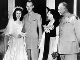 Eisenhower Wedding Reception Photographic Print