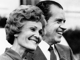 President Richard Nixon and First Lady Pat Nixon Photo