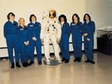 First Class of Female Astronauts Who Completed Training in 1979, Photographic Print