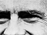 Close-Up of President Richard Nixon's Eyes, ca 1974 Photo