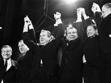 Republicans Display Unity for Nixon Photographic Print