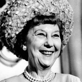 Mrs Mamie Eisenhower, Widow of President Dwight Eisenhower Photographic Print