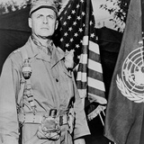 General Matthew Ridgway, Commander of United Nations Forces in Korea Photo