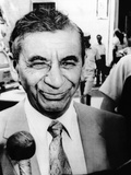 Mafia Chief Meyer Lansky's, Citizenship Application Was Rejected by Israel Photographic Print