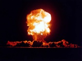 The Fizeau Shot Was Part of the Controversial Operation Plumbbob Series of Nuclear Tests Photographic Print