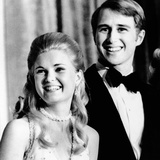 Tricia Nixon and Edward Cox Photo