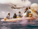 Apollo 12 Pacific Recovery Photographic Print