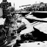 1964 Alaska Earthquake Photographic Print