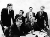 Senate Watergate Committee Photo