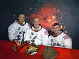 Apollo 13 Crew Photo