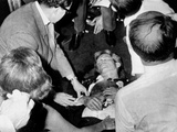 Mortally Wounded Robert Kennedy Photo
