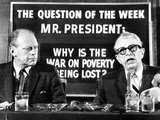 GOP Congressional Leaders Charged Pres Johnson's Anti-Poverty Program as 'Arrogance of Power' Photographic Print