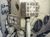 Apollo 13 Lunar Module and the 'Mailbox' Photo