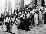 Armed Students at the University of Havana on Sept 15, 1933 Photographic Print