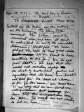 Suicide Note, Written and Signed by Annie Moore Prints