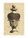 Vintage Urn I Posters by  Vision Studio