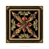 Crackled Decorative Tile Design V Giclee Print by Vision Studio