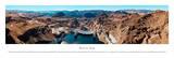 Hoover Dam - Looking Downstream Posters av James Blakeway