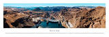 Hoover Dam - Looking Downstream Print by James Blakeway