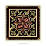 Decorative Tile Design III Giclee Print by Vision Studio