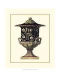 Antonini Clementino Urn III Art by Carlos Antonini
