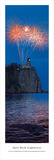 Split Rock Lighthouse - 100th Affiches par Christopher Gjevre