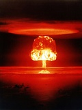 The Romero Shot, Was a Hydrogen Bomb That Yielded 11 Megatons of Energy Foto