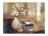 Well Read Premium Giclee Print by Marietta Cohen