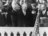 Eisenhower's First Inauguration Photographic Print
