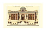 Architectural Facade IV Giclee Print by Jean Deneufforge