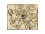 Tone on Tone Petals VI Giclee Print by Slocum Nancy
