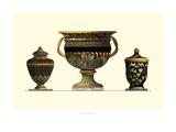 Urn Triad IV Prints by Giovanni Giardini