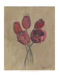 Blooms and Stems I Premium Giclee Print by Marietta Cohen