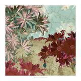 Tokyo Rose I Premium Giclee Print by  Vision Studio