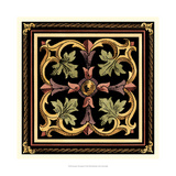 Decorative Tile Design VI Giclee Print by Vision Studio
