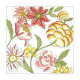 Bouquet Garden II Poster by Chariklia Zarris