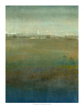 Atmospheric Field I Premium Giclee Print by Tim O'toole
