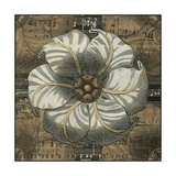 Rosette Detail III Giclee Print by Vision Studio