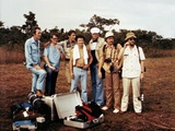 Members of the News Media Who Traveled with Congressman Ryan to Jonestown, Guyana Prints
