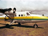 Guyana Airways Plane at Port Kaituma Airstrip Prints